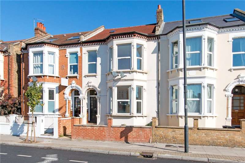 5 Bedrooms Terraced House for sale in Tooting Bec Road, London, SW17