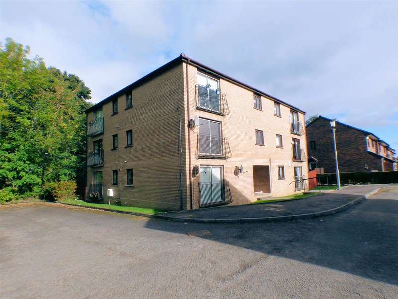 1 Bedroom Apartment Flat for sale in Galloway Road, Brancumhall, EAST KILBRIDE