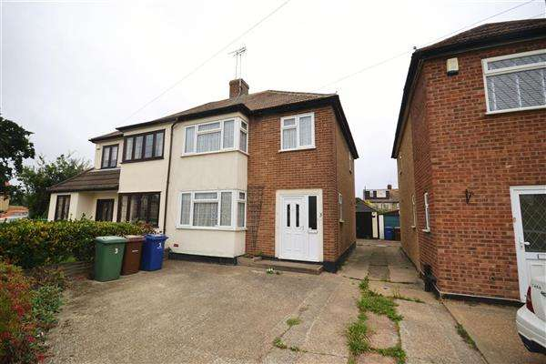 3 Bedrooms Semi Detached House for sale in Prospects Avenue, Stanford le Hope