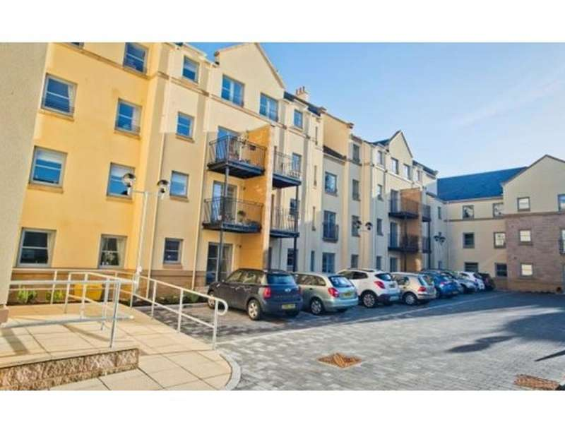 1 Bedroom Flat for sale in High Street, Linlithgow, EH49
