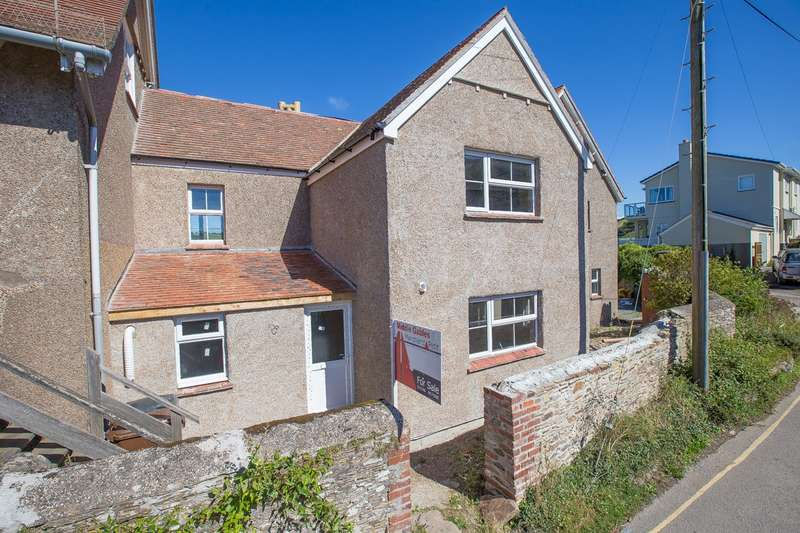Terraced House for sale in Middle Gables, Bantham, Kingsbridge