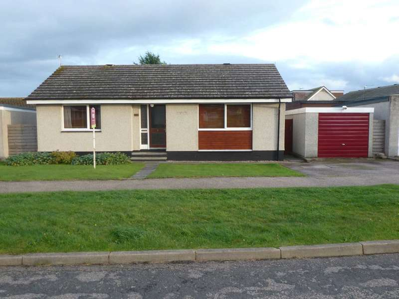 2 Bedrooms Detached House for sale in Beech Avenue, Nairn