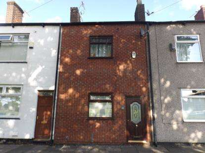 3 Bedrooms Terraced House for sale in Legh Street, Golborne, Warrington, Greater Manchester