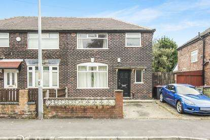 3 Bedrooms Semi Detached House for sale in Silver Street, Irlam, Manchester, Greater Manchester
