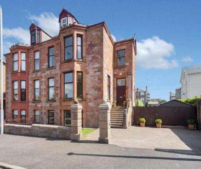 5 Bedrooms Town House for sale in Fox Street, Greenock