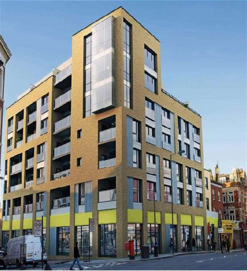 1 Bedroom Property for sale in Dalston Curve, Dalston, London, E8