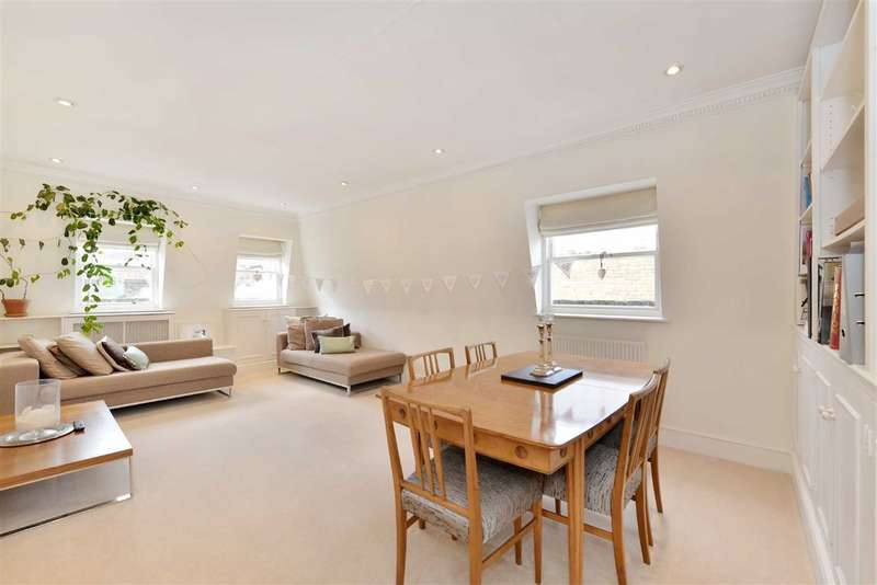 2 Bedrooms Flat for sale in Eagle House, London, NW8