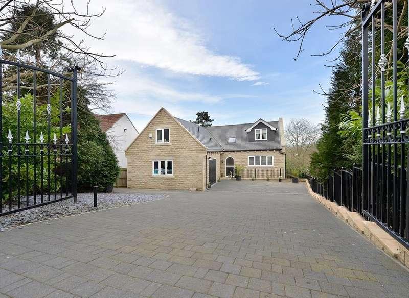 5 Bedrooms Detached House for sale in Woodlands, Margaret Avenue, Bardsey, LS17 9AU
