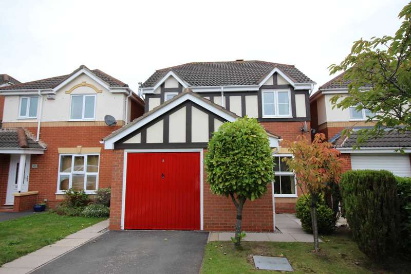 3 Bedrooms Detached House for sale in Tillett Road, Thorpe Astley