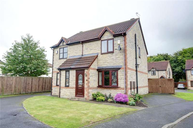 2 Bedrooms Semi Detached House for sale in Anvil Court, Pity Me, Durham, DH1