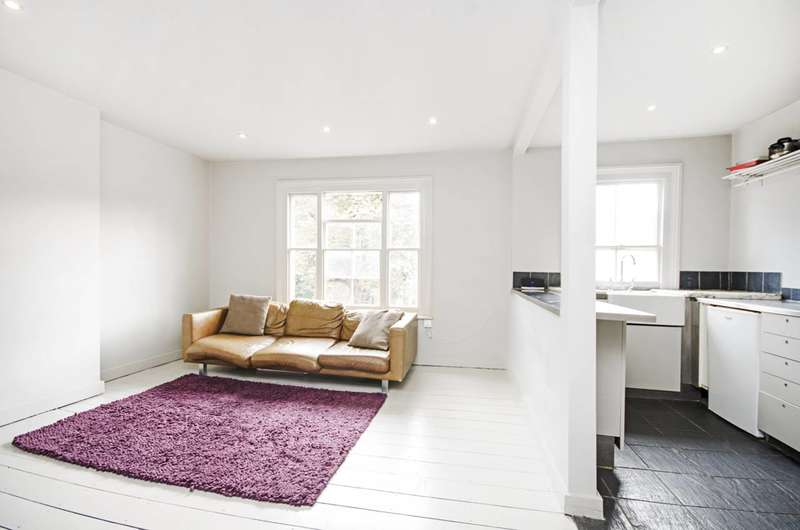 1 Bedroom Flat for sale in Downs Park Road, Clapton, E5