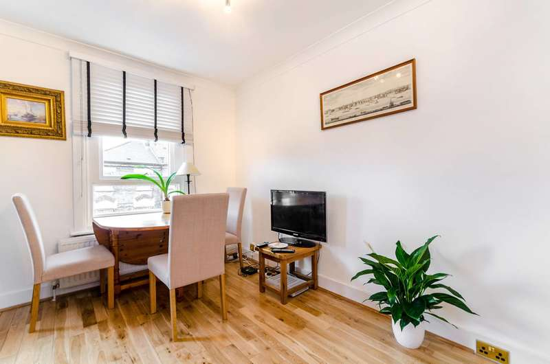 1 Bedroom Flat for sale in Lower Richmond Road, West Putney, SW15