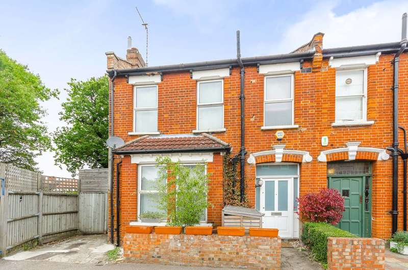 4 Bedrooms House for sale in Coldfall Avenue, Muswell Hill, N10