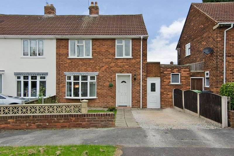 3 Bedrooms Semi Detached House for sale in Oak Avenue, Walsall