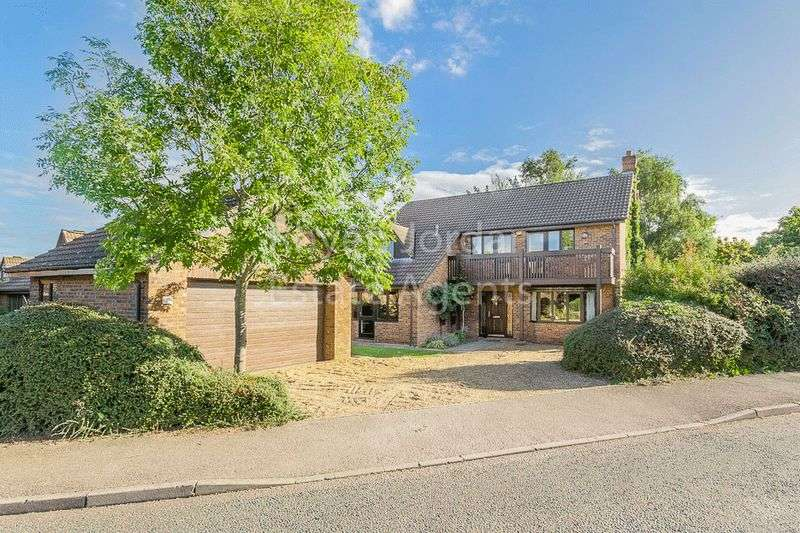 4 Bedrooms Detached House for sale in Great Holm, Milton Keynes