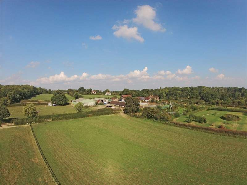 4 Bedrooms Semi Detached House for sale in Streat Lane, Streat, East Sussex, BN6