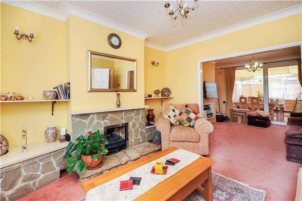 3 Bedrooms Terraced House for sale in Grange Road, SOUTH CROYDON, Surrey, CR2 0NE