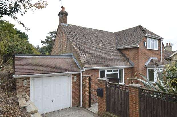 4 Bedrooms Detached House for sale in St. Helens Park Road, HASTINGS, East Sussex, TN34 2JJ