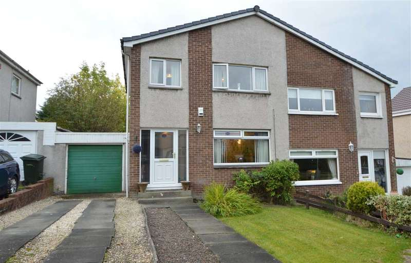 3 Bedrooms Semi Detached House for sale in Kenneth Road, Motherwell