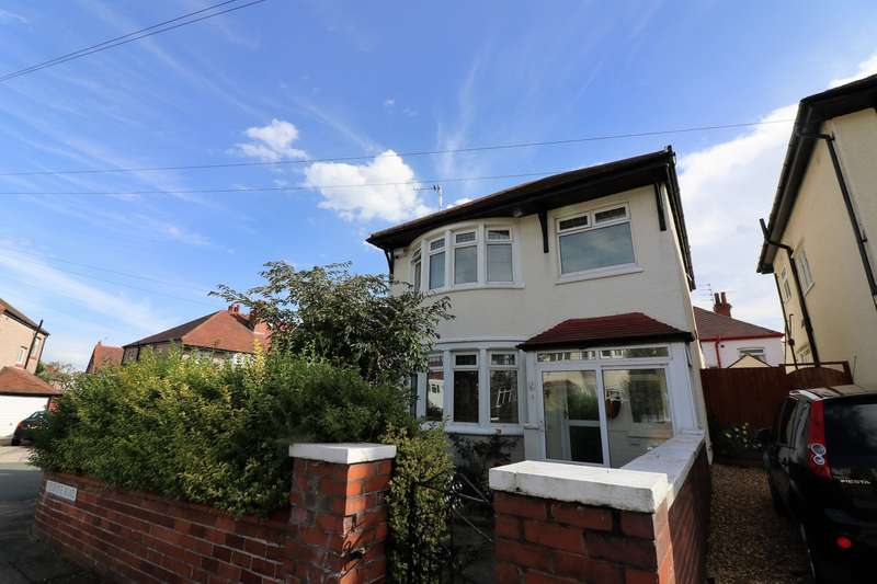 3 Bedrooms House for sale in Pennine Road, Wallasey
