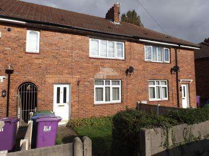 3 Bedrooms Terraced House for sale in Montrovia Crescent, Liverpool, Merseyside, L10