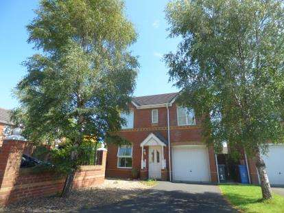 4 Bedrooms Detached House for sale in Heydon Close, Halewood, Liverpool, Merseyside, L26