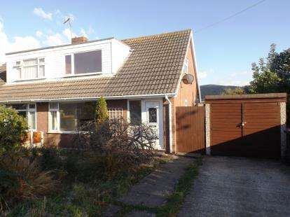 3 Bedrooms Semi Detached House for sale in Llandaff Drive, Prestatyn, Denbighshire, LL19