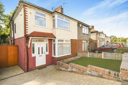 3 Bedrooms Semi Detached House for sale in Latham Avenue, Runcorn, Cheshire, Runcorn, WA7