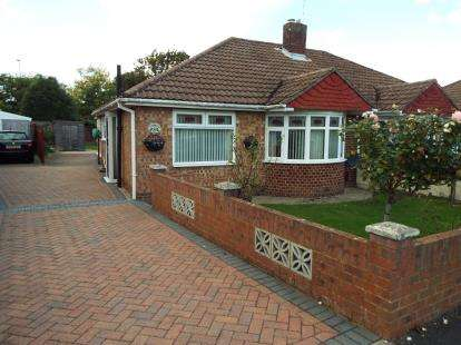 2 Bedrooms Bungalow for sale in Stubbington, Hampshire, England