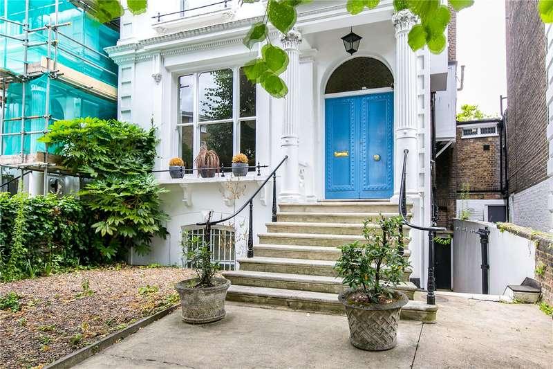 2 Bedrooms Flat for sale in Pembridge Crescent, London, W11