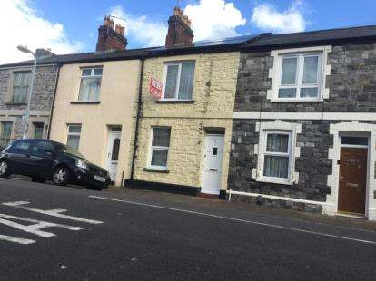 2 Bedrooms House for sale in Inchmarnock Street, Cardiff, Caerdydd