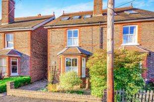 4 Bedrooms Semi Detached House for sale in Hazelwick Road, Three Bridges, West Sussex