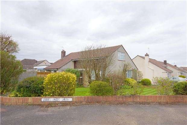 5 Bedrooms Detached House for sale in Oaklands Drive, Oldland Common, BS30 6RE