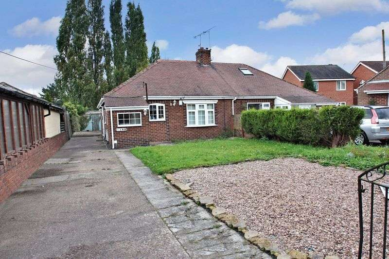3 Bedrooms Semi Detached Bungalow for sale in Penarth Terrace, Upton