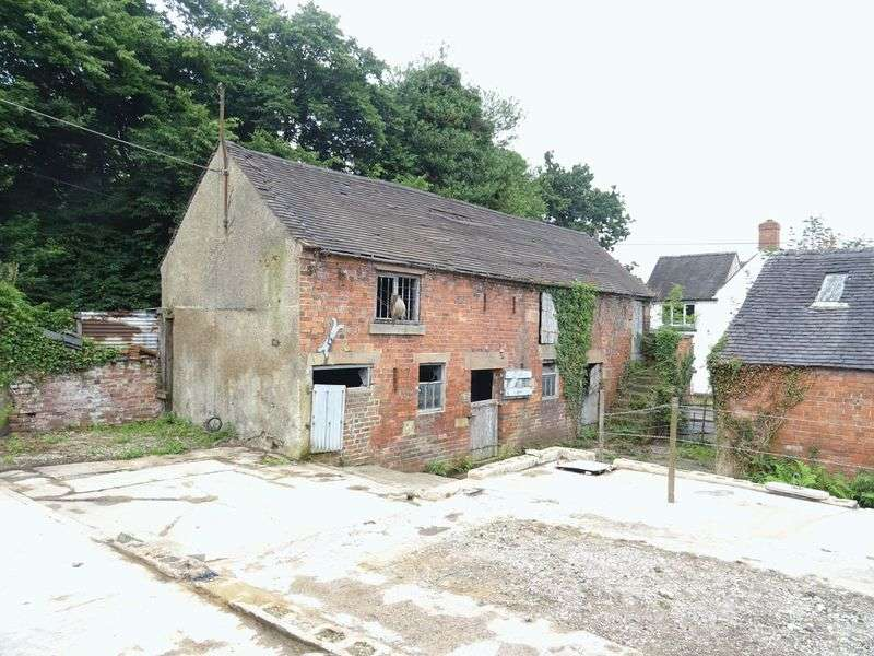 3 Bedrooms Property for sale in Idridgehay, Derbyshire