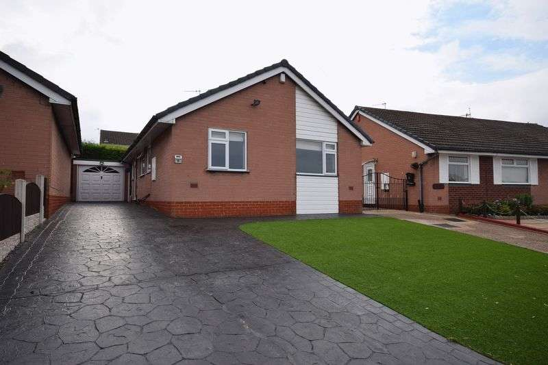 3 Bedrooms Detached Bungalow for sale in Hammerton Avenue, Eaton Park