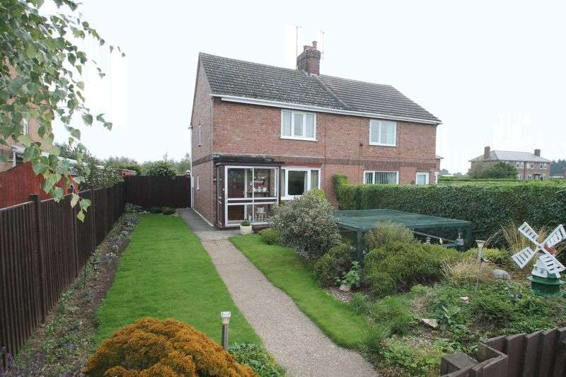 3 Bedrooms Semi Detached House for sale in Mill Drove South, Cowbit