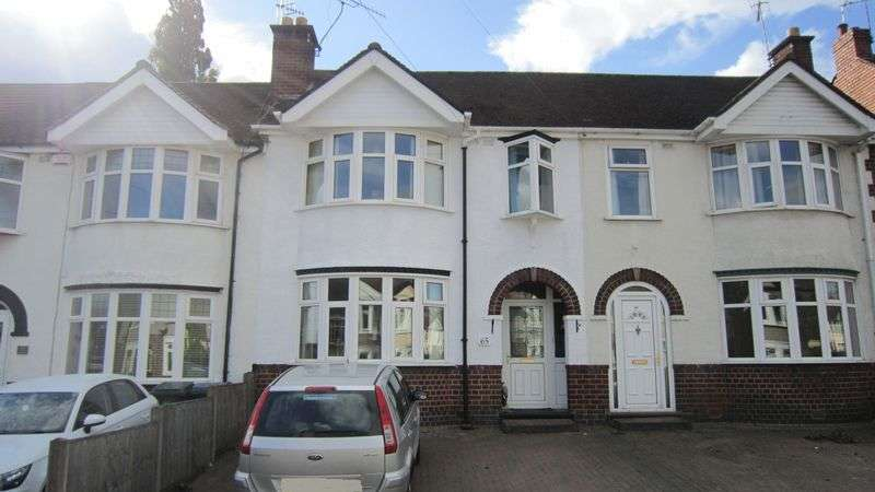 3 Bedrooms Terraced House for sale in Westbury Road, Coundon, Coventry