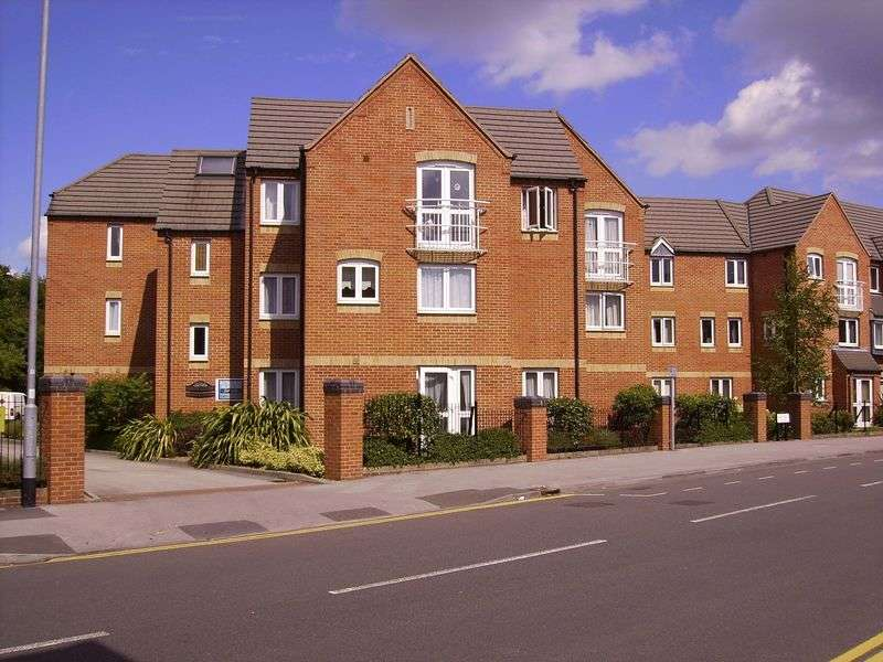2 Bedrooms Retirement Property for sale in Giles Court, Nottingham, NG2 6BL