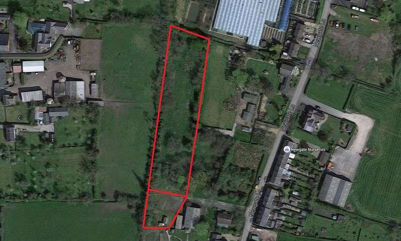 Land Commercial for sale in Building Plot - Newgate Lane, Whitestake, Preston