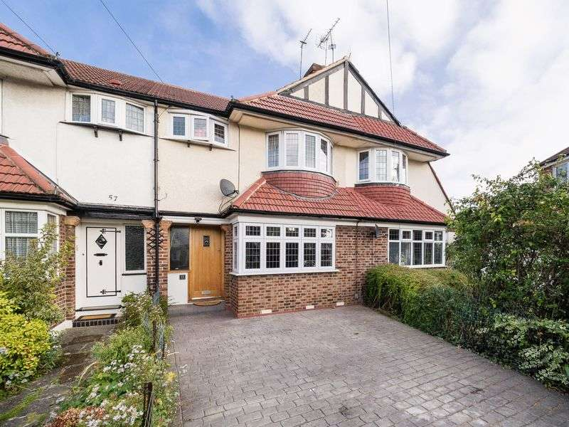 3 Bedrooms Terraced House for sale in Enfield, Greater London
