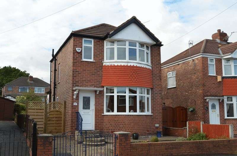 2 Bedrooms Detached House for sale in Whitby Road, Runcorn