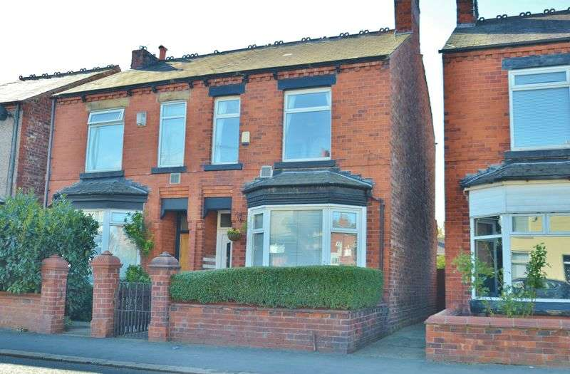 3 Bedrooms Semi Detached House for sale in Worsley Road, Winton