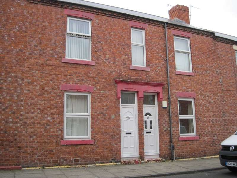2 Bedrooms Flat for sale in Mozart Street, South Shields