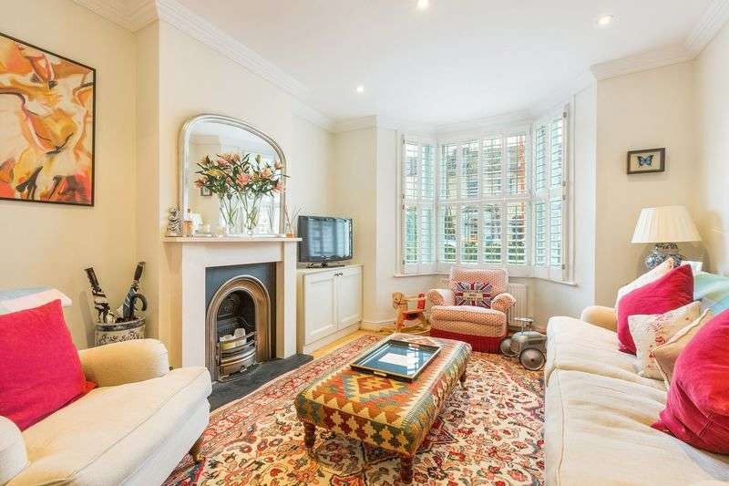 4 Bedrooms Terraced House for sale in Ferrers Road, London