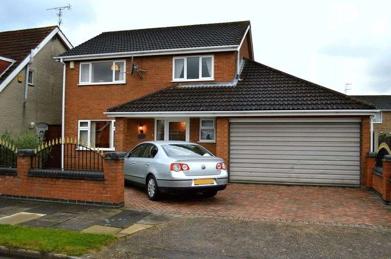 4 Bedrooms Detached House for sale in Eastbrook Road, LINCOLN