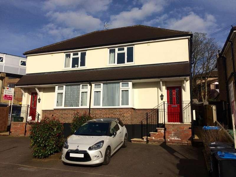 2 Bedrooms Apartment Flat for sale in Maynard Road, Hemel Hempstead, Hertfordshire, HP2