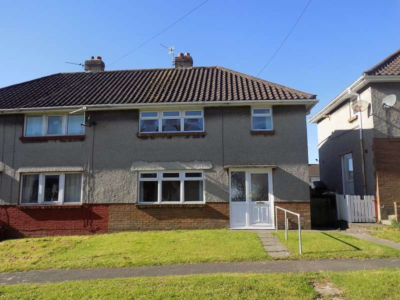 3 Bedrooms Semi Detached House for sale in Waunscil Avenue, Bridgend, Bridgend. CF31 1TY