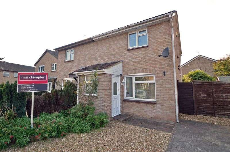 3 Bedrooms Semi Detached House for sale in Garstons, Clevedon