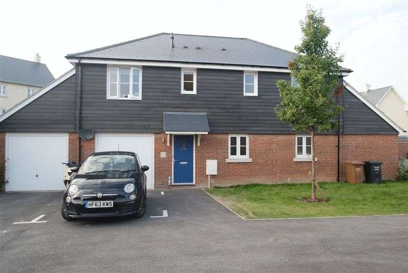 2 Bedrooms Flat for sale in Stalls Road, Andover